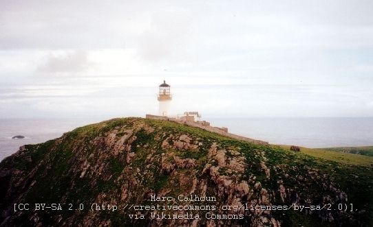 The_lighthouse_on_Eilean_Mor