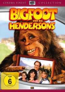 DVD Bigfoot und die Hendersons