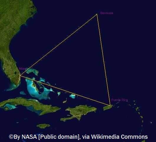 Das Bermuda Dreieck